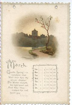 THE LONGFELLOW CALENDAR FOR 1894