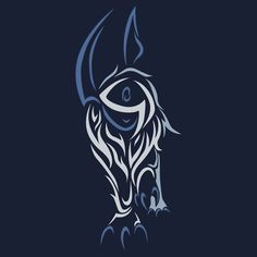 Tribal Absol Colored