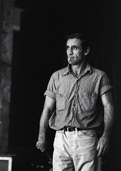 Neal Cassady, Kerouac's fellow traveller.