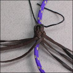 Braid leather pinterest rounding leather and youtube 8 strands leather braiding by john fandeluxe Choice Image