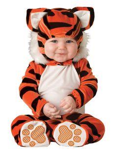 Amazon.com: Incharacter Baby Tiger Tot Costume: Clothing
