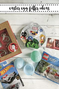 Fun Easter Egg Stuffer ideas from Everyday Party Magazine #Easter #EasterEggFiller #GiftGuide