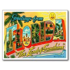 Vintage Florida Postcard http://www.amazon.com/The-Reverse-Commute-ebook/dp/B009V544VQ/ref=tmm_kin_title_0