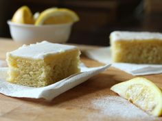 Gluten-Free All Day Lemon Cake With a Choice of 2 Toppings Recipe | Serious Eats