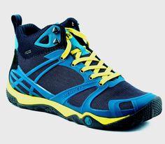 135edfad6e6b Merrell Mens Proterra Mid Gore-tex Sports Trekking Shoes Hiking Shoes (Sale)