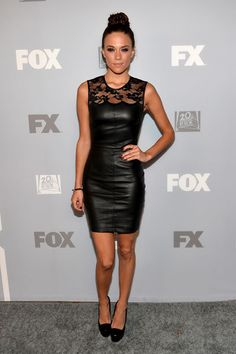Jana Kramer attends the Fox Broadcasting Company, Twentieth Century Fox Television and FX Post Emmy Party on Sept. 22, 2013, in Los Angeles.
