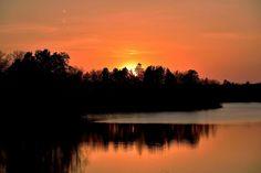 Sunset on Behance