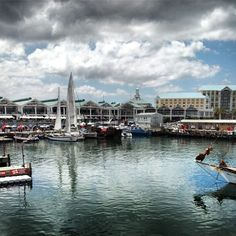 V&A Waterfront in iKapa, Western Cape