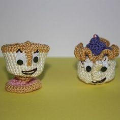 Direttamente dal mondo Disney ecco Miss Bric e Chicco. Che teneri!