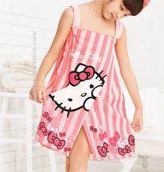 Hello Kitty® Spa Towel 202-750