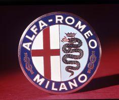 Logo Alfa Romeo 1920 - 1925