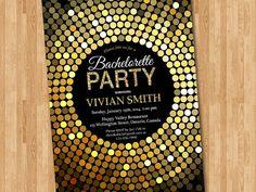 Bachelorette Party invitation!