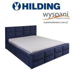 łóżko tapicerowane hilding tulip
