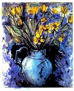 Jim Dine - Flowers