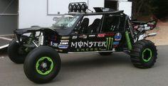 Monster Energy Dune Buggy