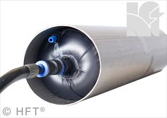 PurgElite® Tube and Pipe Purge Systems, Purge Bladders and Dams