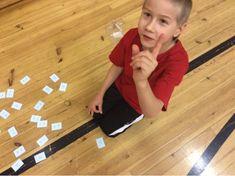 Koulussa ta-va-taan!: Liikuntamatikkaa