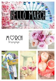 Hello March! Hello Spring! <3
