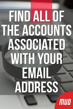 6 Ways to Find All Accounts Linked to Your Email Address or Phone Number Life Hacks Computer, Computer Diy, Iphone Life Hacks, Computer Basics, Computer Internet, Technology Hacks, Computer Technology, Gmail Hacks, Iphone Information