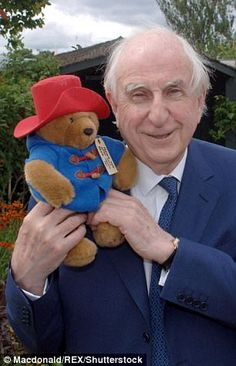 The author gave the film Paddington his blessing because a movie was 'the one thing Paddington hadn't done'