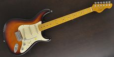 DEAN ZELINSKY / TAGLIARE CUSTOM Vintage Sunburst Maple Guitar Free Shipping! δ