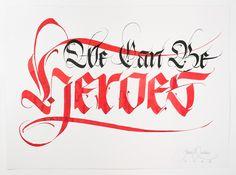 typography, design, calligraphy,