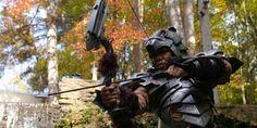 My skyrim cosplay (Redguard adventurer w/ Nord carved armor set ) #games #Skyrim #elderscrolls #BE3 #gaming #videogames #Concours #NGC