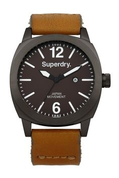 Superdry #Watch #Reloj