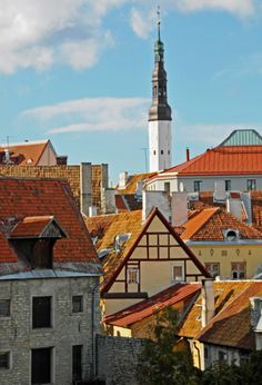 Tallinn, Estonia jigsaw puzzle