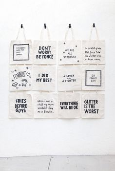 15 Easy to Make Tote Bag DIY Ideas for Summer | Apartment Therapy