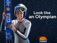 POSTED Look like an Olympian: Get Sarah Hendrickson's toned legs