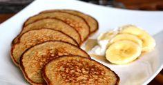 Banánovo-ovesné lívance                  Snídaně přes týden jsou většinou ve stylu jogurtu a domácí granoly. Za to o víkendu, po...