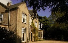 Heath House 1898. Rowhedge, Colchester, Essex - A wonderful marquee reception venue