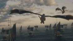 The Fantasy Symphony (Epic OST + Music Playlist Travel through the Music) Game Of Thrones Dragons, Got Dragons, Mother Of Dragons, Dragon Medieval, Game Of Trones, Dragon Games, Geek Games, Iron Throne, The Last Airbender
