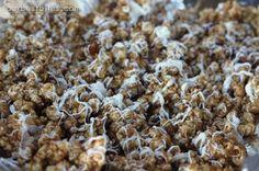 Cinnamon popcorn from best bites