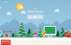 Santa Tracker - Haraldur Thorleifsson