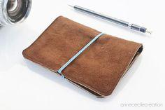 portefeuille cuir homme porte monnaie pièces marron daim porte carte, idée pour homme, cadeau pour homme, portefeuille cuir marron