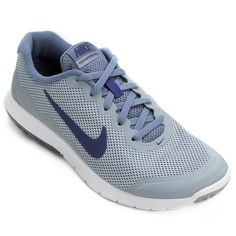 4f13a5b3dd9 Tênis Nike Flex Experience RN 4 Azul claro