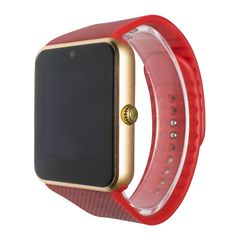 GT08 Smart Watch Sync Notifier Support Sim TF Card MP3 Bluetooth Clock Connectivity Android Phone Smartwatch