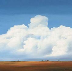 Clouds II Art Print by Hans Paus at Art.com
