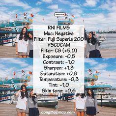 Vsco Filters Summer, Amazing Photography, Photography Tips, Fotografia Vsco, Photo Video App, Film Tips, Picsart Tutorial, Photo Editing Vsco, Photography Filters