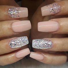 Special mix nude and my favorite special mixed glitter #notpolish #allpowder
