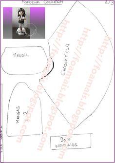 Moldes de Amanda | category: FOFUCHAS Y MOLDES (de la web)