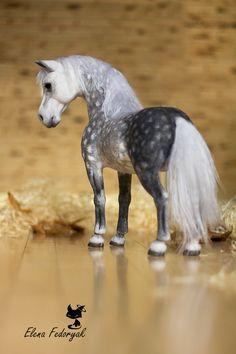 Pferd namens Prapor von KittenBlackUA auf Etsy
