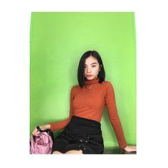 ✨ #Mnl48 #Mnl48Coleen Trinidad, Filipina Beauty, Ulzzang Girl, Mobile Wallpaper, Cute Wallpapers, Aesthetic Wallpapers, Selfie, Turtle Neck, Celebrities