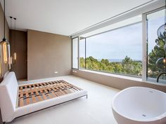 New designer sea view villa in Palma de Mallorca - Son Vida Engel & Völkers Property Details | W-01UD7X - ( Spain, Mallorca, Palma surroundings / Son Vida, Son Vida )