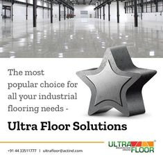 Best flooring solutions for best results. Increase efficiency with the right flooring solutions.