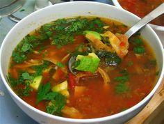...Tortilla Soup recipe