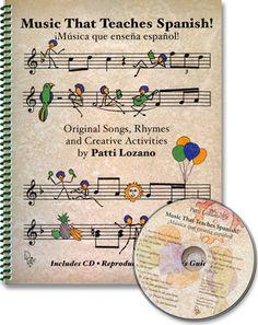 Dolo Languages & Publications Music That Teaches Spanish