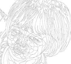Hiroko Miyama's Fantasy Quilts